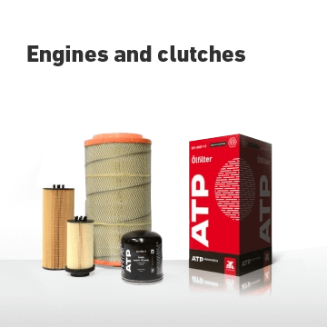 Engines and clutches